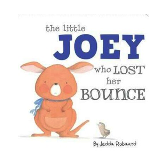 Little Joey Who Lost Her Bounce Book