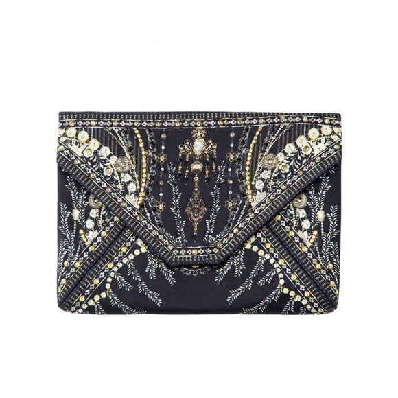 Camilla  Envelope Clutch