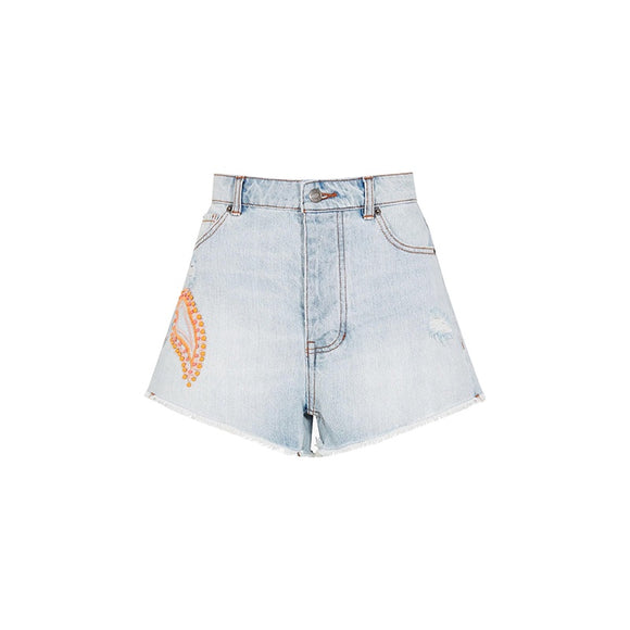 sass & bide Jolie Denim Shorts