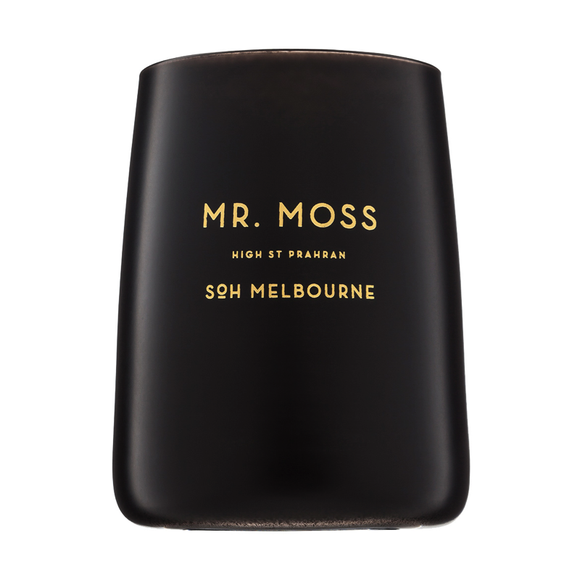 SOH Melbourne Black Matte Candle