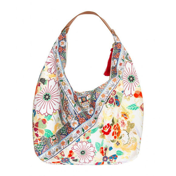 Camilla Beach Hobo Bag