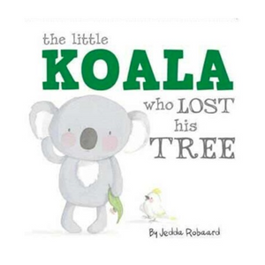 The Little Koala Who Lost His Tree Book