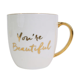 You Are Beautiful Mug
