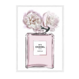 Chanel Flowers Pink