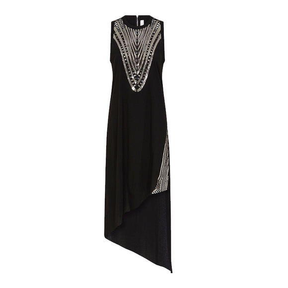 sass & bide Dream Away Dress Black