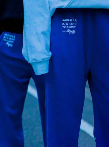 Self-Hate Joggers (Blue)