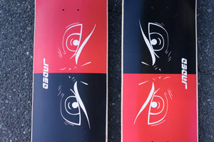 Jaded Skate Deck