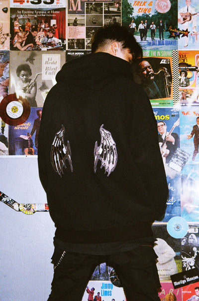 Broken Wings Zip Up