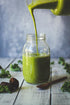 "In the Kitchen:  Infused ""Green"" Curry & Smoothie"