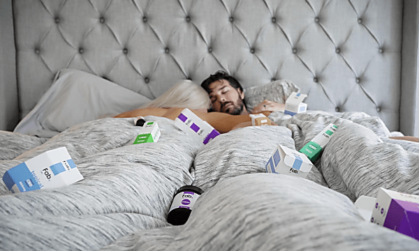4 Reasons Why CBD Has So Many Benefits For SLEEP!