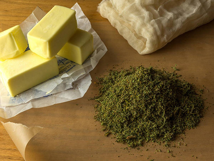 How to Make the Ultimate Cannabis Butter