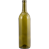750ml AG Bordeaux Style Bottles - Punted Cork Finish 12/Case
