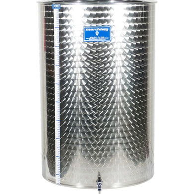 300 L Variable Capacity Tank - Low Profile Flat Bottom