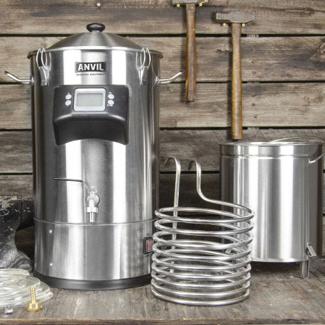 ANVIL Foundry 6.5 Gallon All-In-One Electric Brewing System