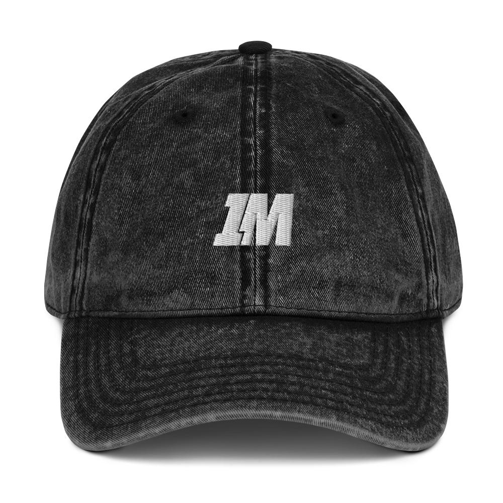 Gorra 1M Premium Vintage - 1M Clothing Co.