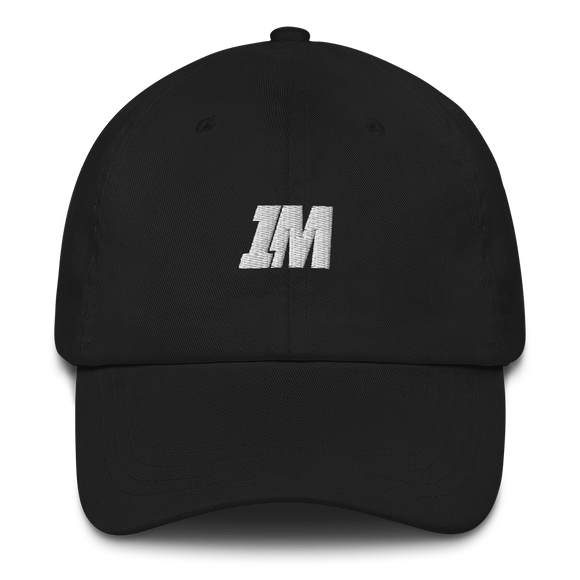 Gorra 1M Premium Estilo Dad Hat - 1M Clothing Co.