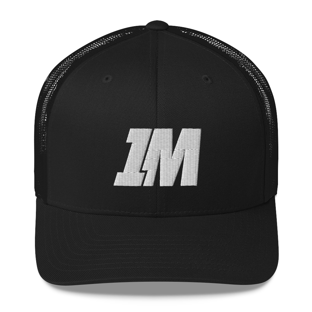 Gorra 1M Premium Trucker Cap - 1M Clothing Co.