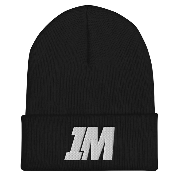 Gorro 1M Premium Black - 1M Clothing Co.