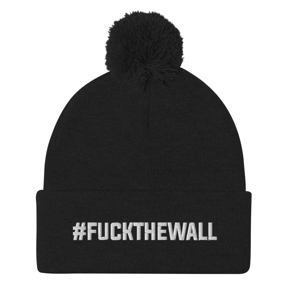Gorro #FUCKTHEWALL - 1M Clothing Co.