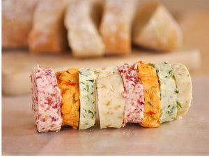 Flavoured Butters with your Cookina BBQ Sheet