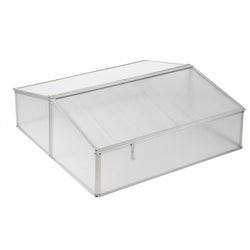 Double Cold Frame Mini Greenhouse