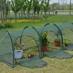 Garden Net Growing Tunnel 3 x 1 x 1m