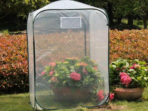 pop up garden cover