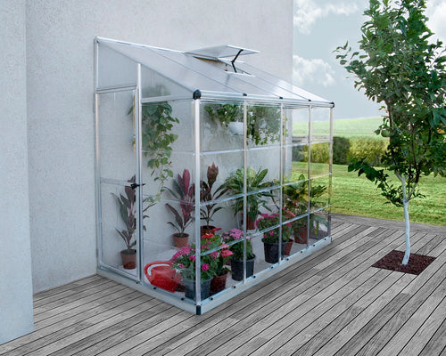 Greenhouse - Lean-to 8'x 4'