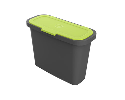 9 Litre kitchen compost bin caddy
