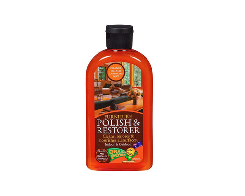 Orange Power Furniture Polish & Restorer