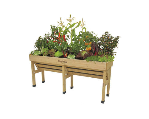 VegTrug Medium 1.8m Wall Hugger - Natural
