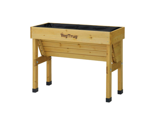 VegTrug Small 1m Wall Hugger - Natural