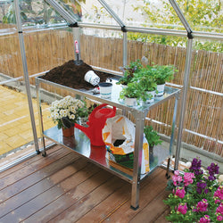 Steel Work Bench for your Greenhouse