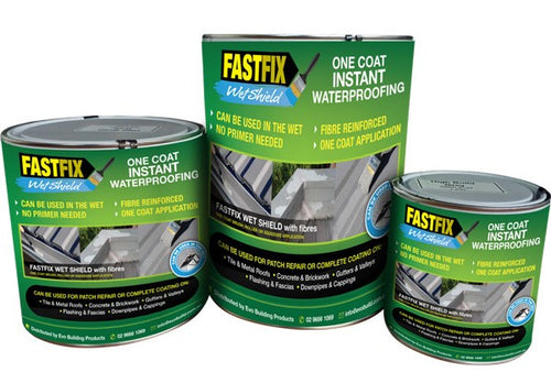Fastfix Wet Shield - Instant One Coat Waterproofing