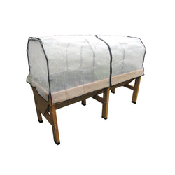 Micromesh Cover for Medium 1.8m Classic VegTrug - No Frame