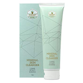 Zeosoft Natural Mineral Skin Cleanser 150ml