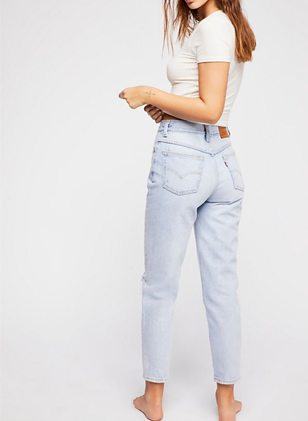 LEVI'S® MOM JEANS