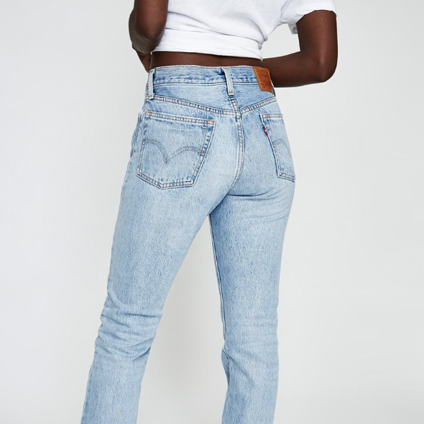 LEVI'S 501® ORIGINAL FIT JEANS FOR WOMEN