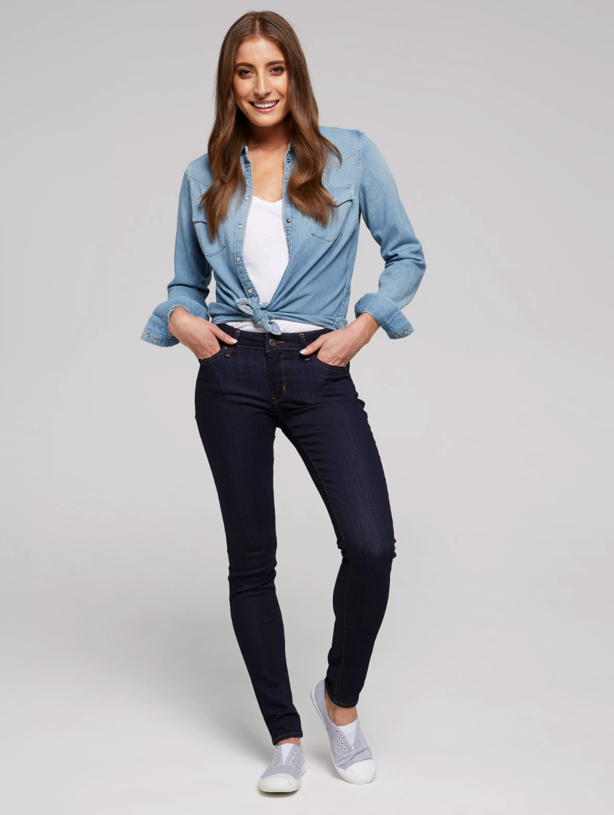 LEVIS® 711 SKINNY JEANS