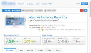 80+/100 SEO Website Score | Upgrade Your Website's Performance