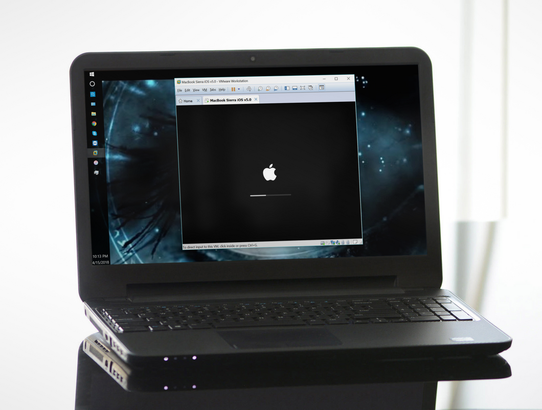 Innovative PC Enhancement - Virtual MackBook for PC
