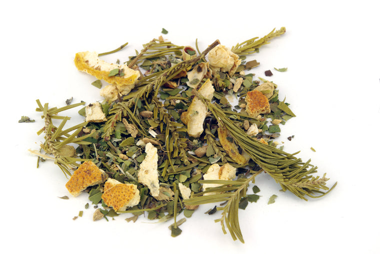 Chasse-grippe, tisane