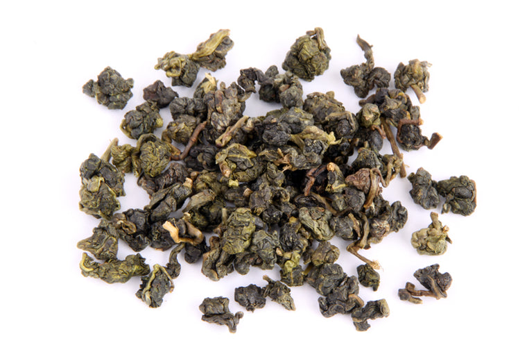 Golden leaves thé oolong de Chine