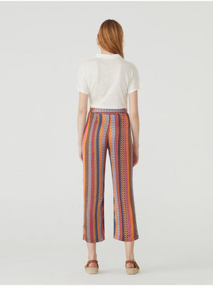 Nice Things Paloma Culottes - Ties Print