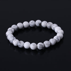 Black Lava Energy Stone Beads