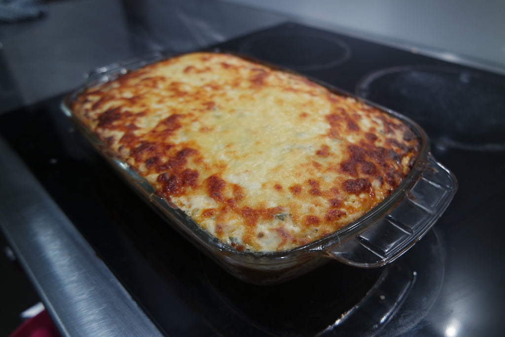 Ketogenic Lasagna
