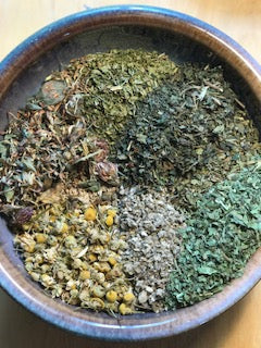 IMMUNITY Herbal Tea Blend