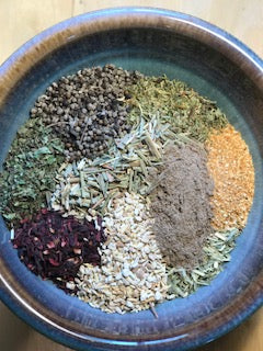 REJUVENATE Herbal Tea Blend