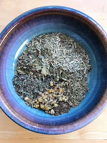 MIND & BODY Herbal Tea Blend