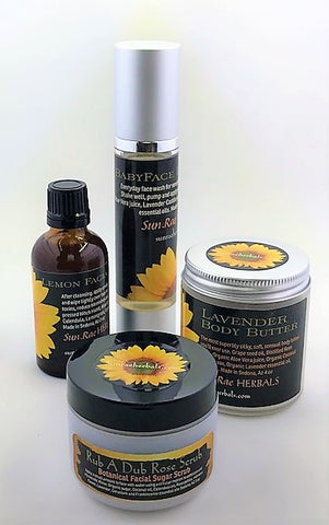 Botanical Facial Kit